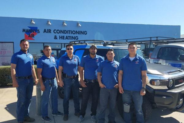 Mannys-Air-Team